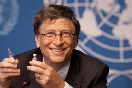 Americká armáda zatkla zakladatele firmy Microsoft Billa Gatese