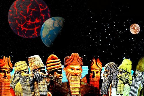 6 000 let staré sumerské texty nám odhalují historickou pravdu 7: Anunnakové na Zemi