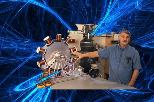 Archonti brání lidstvu užívat výsledky svého výzkumu – volná energie