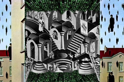 Archonti nám dokonce vytvořili matrixové nebe