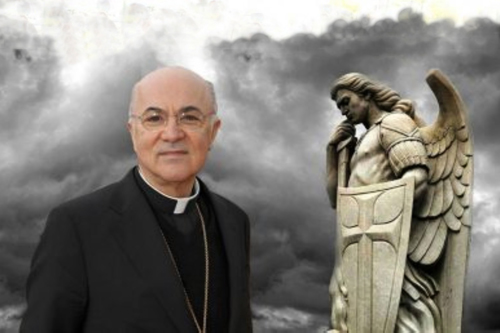 Arcibiskup Vigano je jeden z mála, snad spolu s polským arcibiskupem Lengou, co se nebojí říci pravdu!