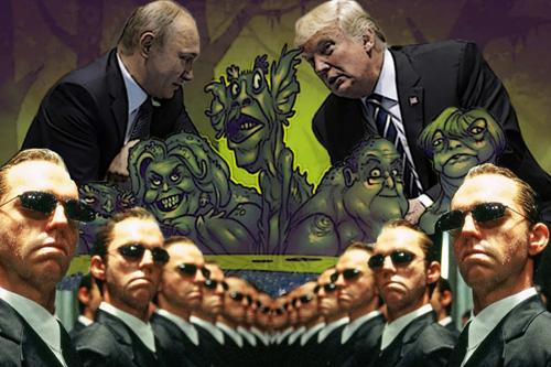 B. Fulford – Trump dal lidem jasný signál, aby se nenechali dále zastrašovat Covidem