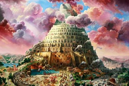 6 000 let staré sumerské texty nám odhalují historickou pravdu 34: Babylonská věž
