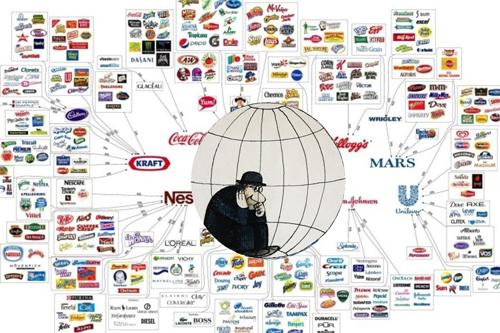 Celý svět je gigantická korporace, která zotročuje nevědomé lidi