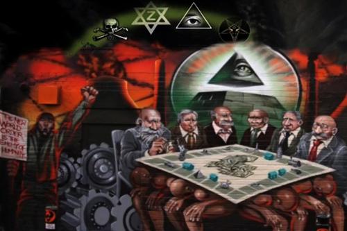 Chazaři dlouhodobě razí a prosazují cíl: ovládnutí celé planety a zotročení celého lidstva
