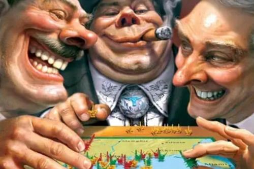 Chazarská mafie už ztratila kontrolu nad vojensko-průmyslovým komplexem