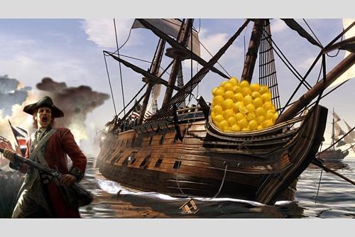 Citronová archontská historie