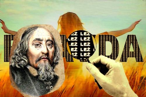 'Člověk, který dovede mlčet, ačkoliv má pravdu, se už hodně podobá Bohu'