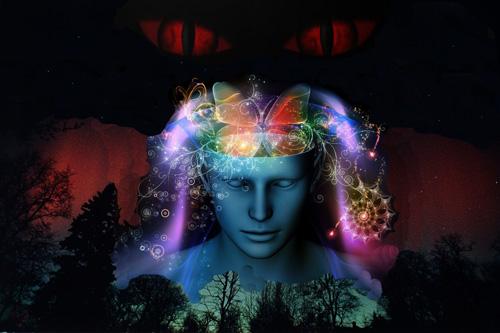 Duchovní fantomová Já