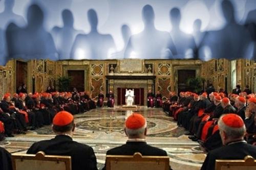 Gasudarjon Anti-Iluminat Andromeda: Vatikán a Katolická církev v rukách Jezuitů je genocidní teroristický stroj na zabíjení lidí a likvidace národů