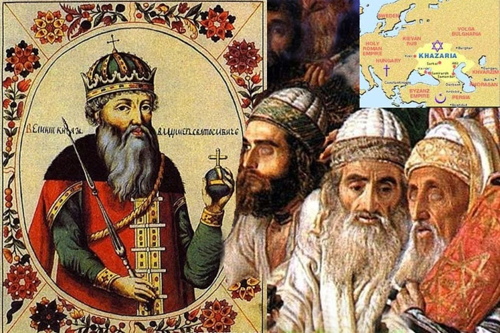 Historie Chazarů, uctívačů boha Baala (1. díl)