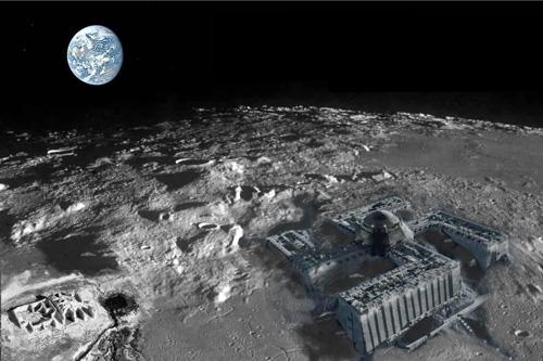 Insider Corey Good o základnách na Měsíci