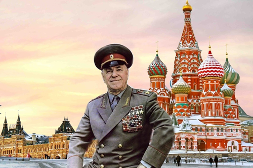 Jak se Stalin vzbouřil proti kaganovi: Jak maršál Žukov zpřetrhal židovsko-chazarskou moc v Rusku