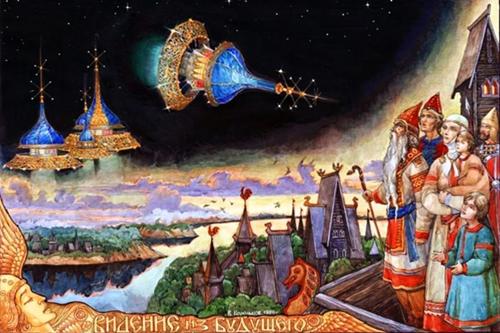 Jak přišli naši slovansko-árijští předkové na planetu Zemi