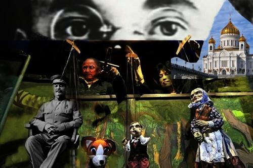 Jak se Stalin vzbouřil proti svému kaganovi