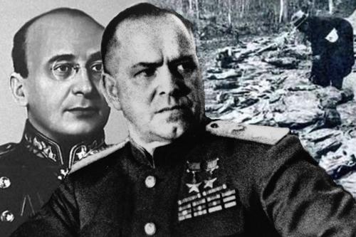 Jak se Stalin vzbouřil proti kaganovi: Jak Žukov zlikvidoval chazarsko-židovskou moc vCCCP