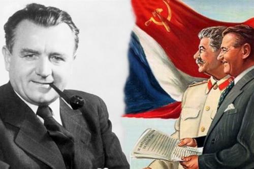 Jak se Stalin vzbouřil proti kaganovi: Jakou roli hrál Klement Gottwald