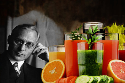 Je nám dlouhodobě zamlčována pravda o úspěšné léčbě rakoviny – Archonti brání evoluci lidstva – německý lékař, Max Gerson (1881–1959)