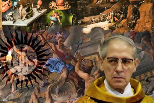 Jezuité – 1. Střezte se lživých proroků, kteří k vám přicházejí v rouchu beránčím, ale uvnitř jsou to draví vlci