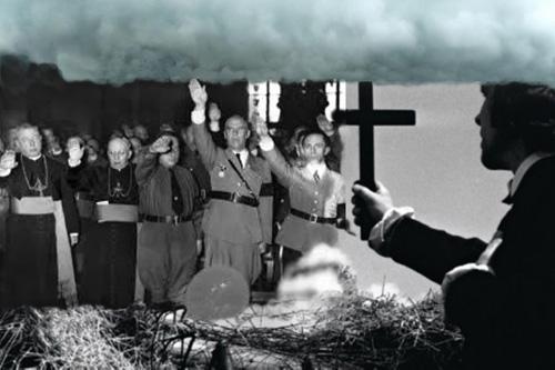 Jezuité – 10. Veřejnost většinou neví o ohromující zodpovědnosti Vatikánu a jeho Jezuitů v započetí obou světových válek...