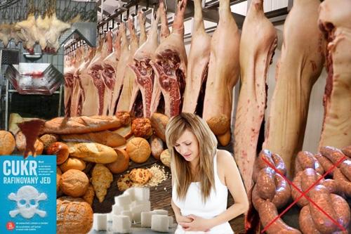 Měli byste vědět – 44. část: Jsme to, co jíme – co nejíst nebo co nejvíce omezit – 1. část