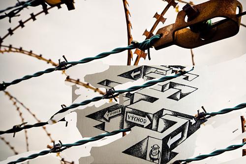 Jsme vězni zmanipulované mysli