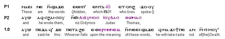 Judas Thomas
