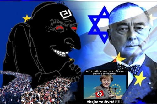 Kalergiho plán: legální genocida evropských národů pomocí míšení ras – 2. část