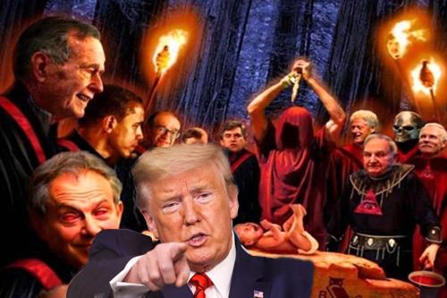 Kdo je kdo (8. díl): Trampův další krok