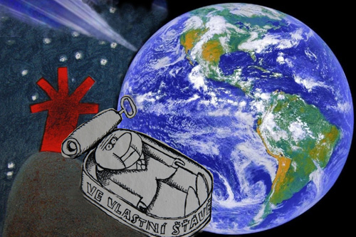 Kdo z koho na planetě Zemi (2. díl)