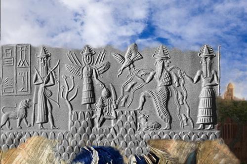 """6 000 let staré sumerské texty nám odhalují historickou pravdu 12: Když """"bohové"""" jak lidé pracovali"""