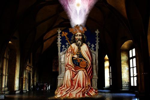 Osvoboďte zakletou princeznu – svoji duši 34: Král