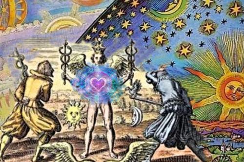 Luciferský a ahrimanský princip, versus kristovský impuls (4. díl)