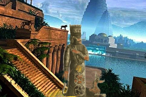 6 000 let staré sumerské texty nám odhalují historickou pravdu 21: Marduk