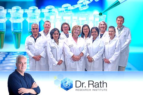 MUDr. Matthias Rath: spoluautor pokrokového protirakovinného léčebného postupu a celosvětově uznávaný obránce práv pacientů