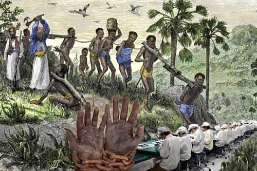 Sumerské tabulky a historie trochu jinak 8: Novodobé otroctví