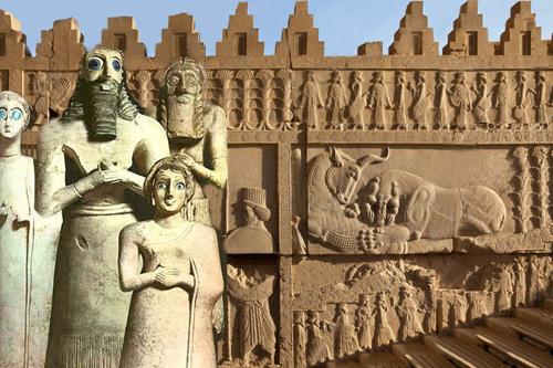 6 000 let staré sumerské texty nám odhalují historickou pravdu 31: Nový plán Anunnaků