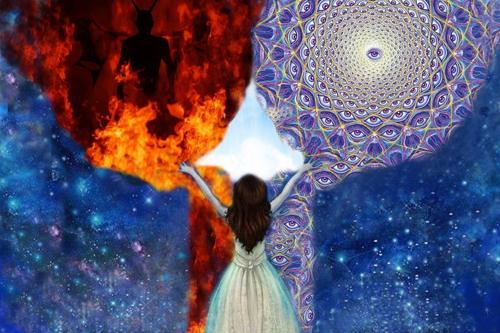 Osvoboďte zakletou princeznu – svoji duši (2. díl)
