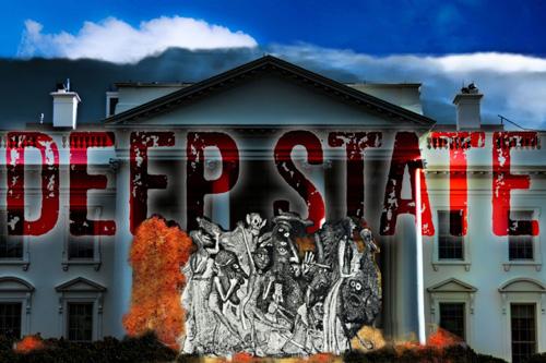 Pamatujte si - je to spirituální, duchovní válka - Deep State - 1. část