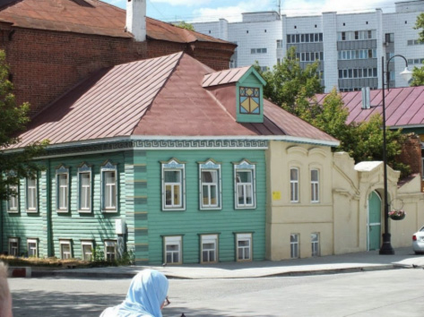 Petrohradský dům v Kazani