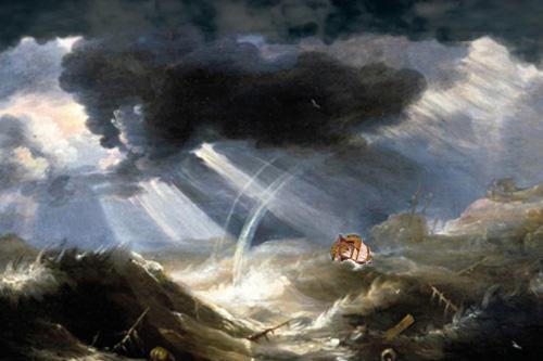 6 000 let staré sumerské texty nám odhalují historickou pravdu 24: Potopa světa 1