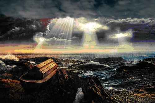 6 000 let staré sumerské texty nám odhalují historickou pravdu 25: Potopa světa 2