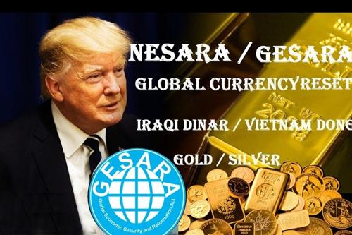 Připravte se, naplňování plánu Gesara/Nesara začalo