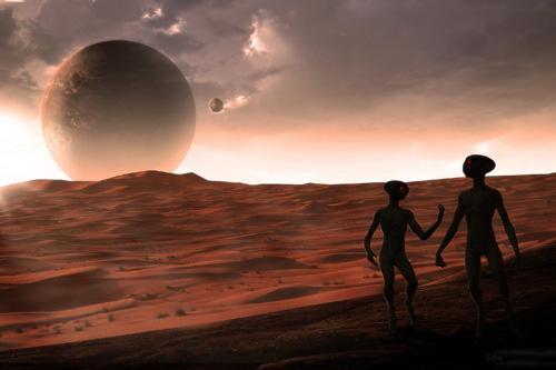 Odtajněné dokumenty: Projekt SERPO, Výměnný pobyt lidí a mimozemšťanů – 10. díl