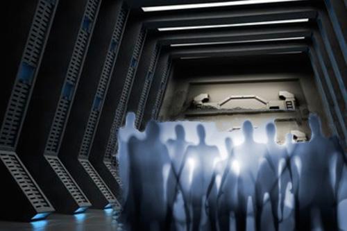 Odtajněné dokumenty: Projekt SERPO, Výměnný pobyt lidí a mimozemšťanů – 8. díl