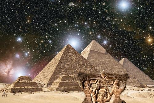 6 000 let staré sumerské texty nám odhalují historickou pravdu 27: Pyramidy v Gíze