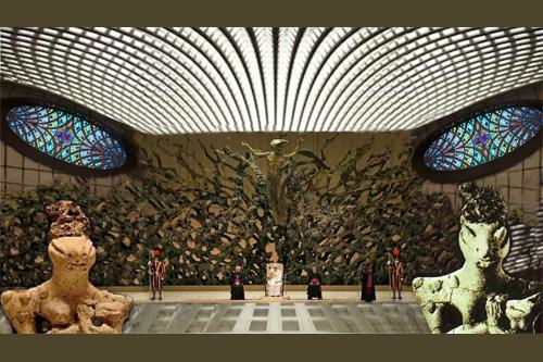 Římskokatolická církev – přestěhovaná církev babylonská