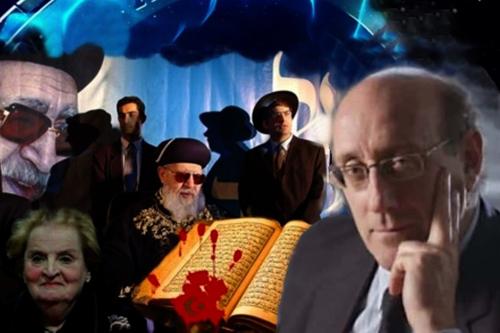 Skandální a místy horrorový rozhovor, Rabbi Finkelsteina (1. část)