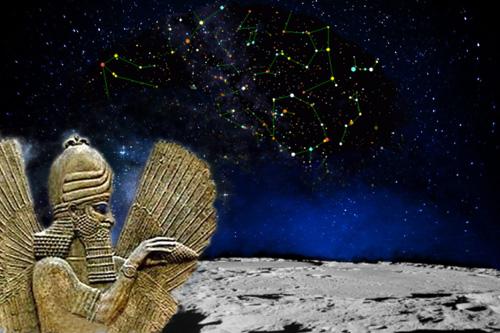 6 000 let staré sumerské texty nám odhalují historickou pravdu 18: Střet s obří kometou a asteroidy