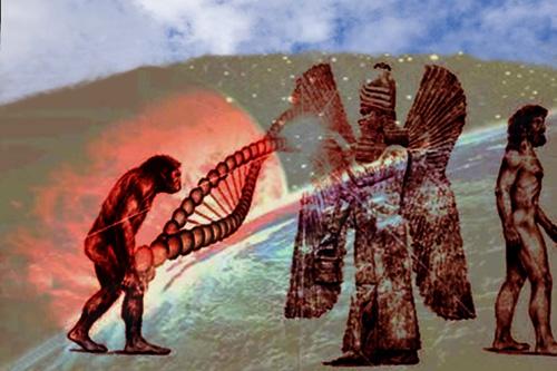 6 000 let staré sumerské texty nám odhalují historickou pravdu 13: Stvoření člověka 1
